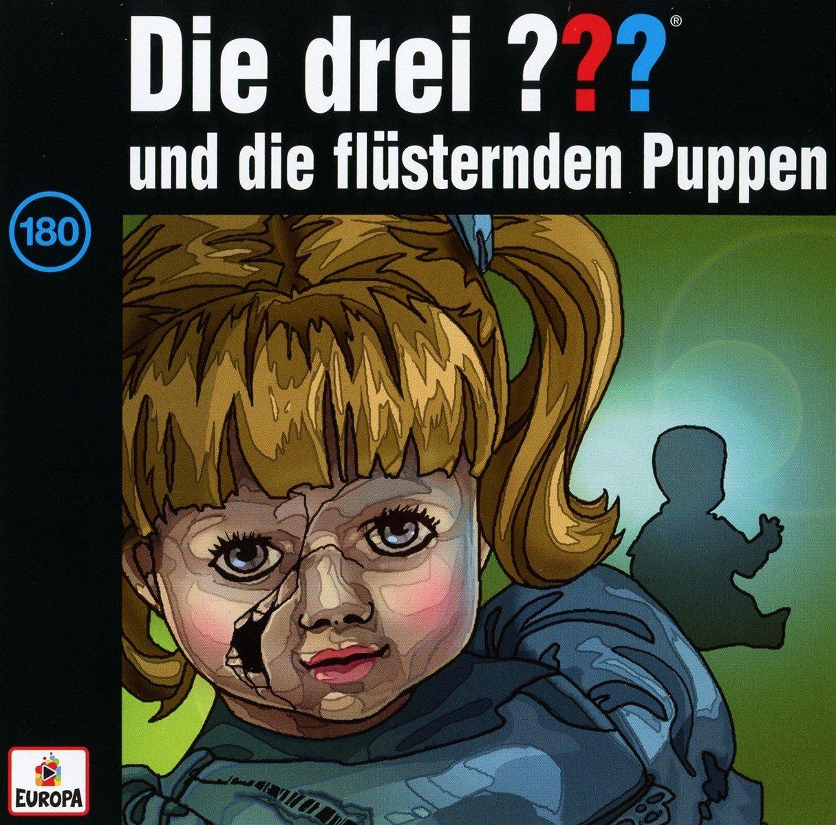 180/und die Flüsternden Puppen - Die Drei ???: Amazon.de: Musik
