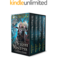 The Complete Dragon Mistress Collection (Eburosi Chronicles Bundles Book 3)
