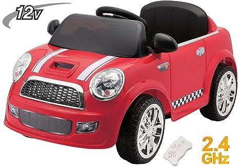 Mondial Toys Auto Elettrica Mini Car Giocattolo Per Bambini 12v Con
