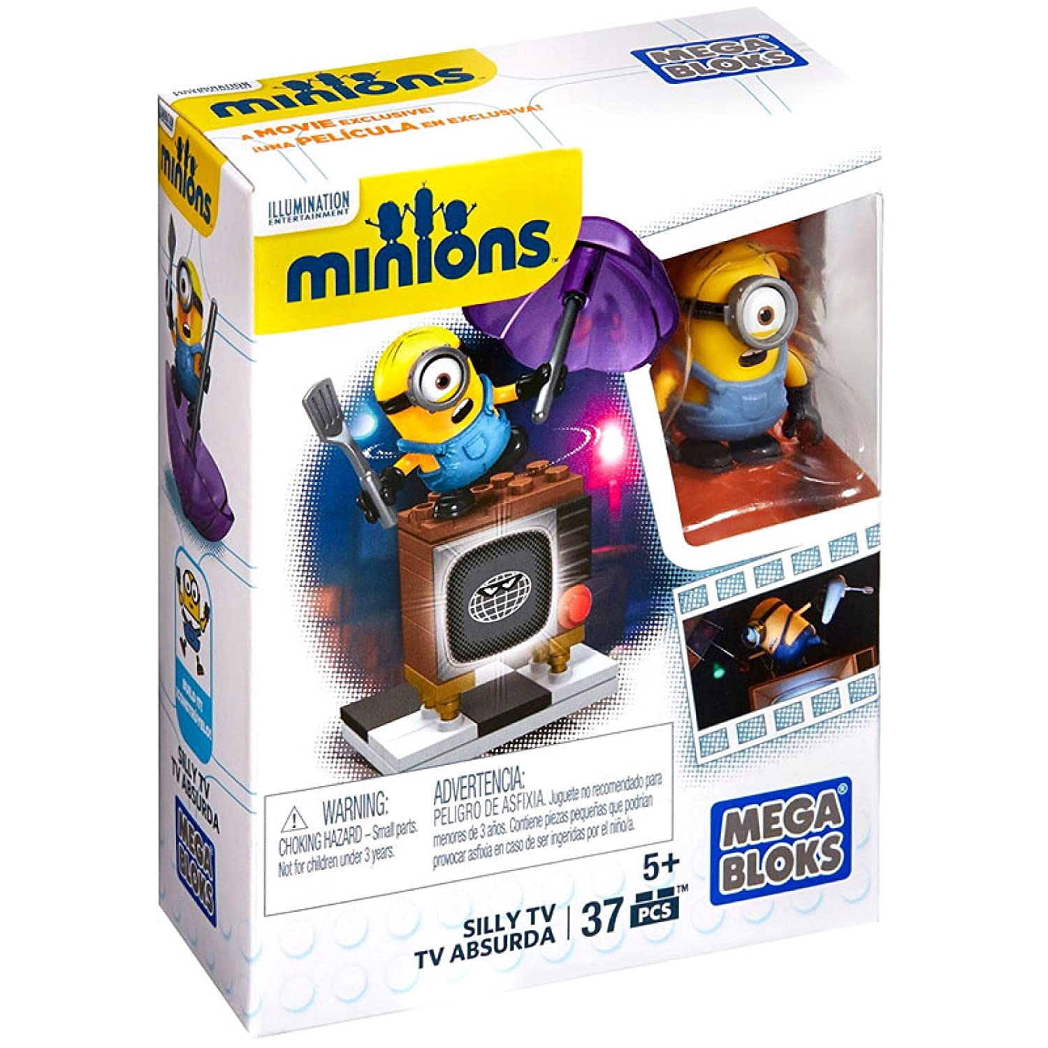Despicable Me Silly TV