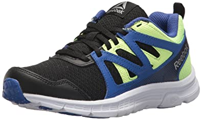 Reebok Baby Run Supreme 2 0 Sneaker Black Acid Blue Electric Flash 1