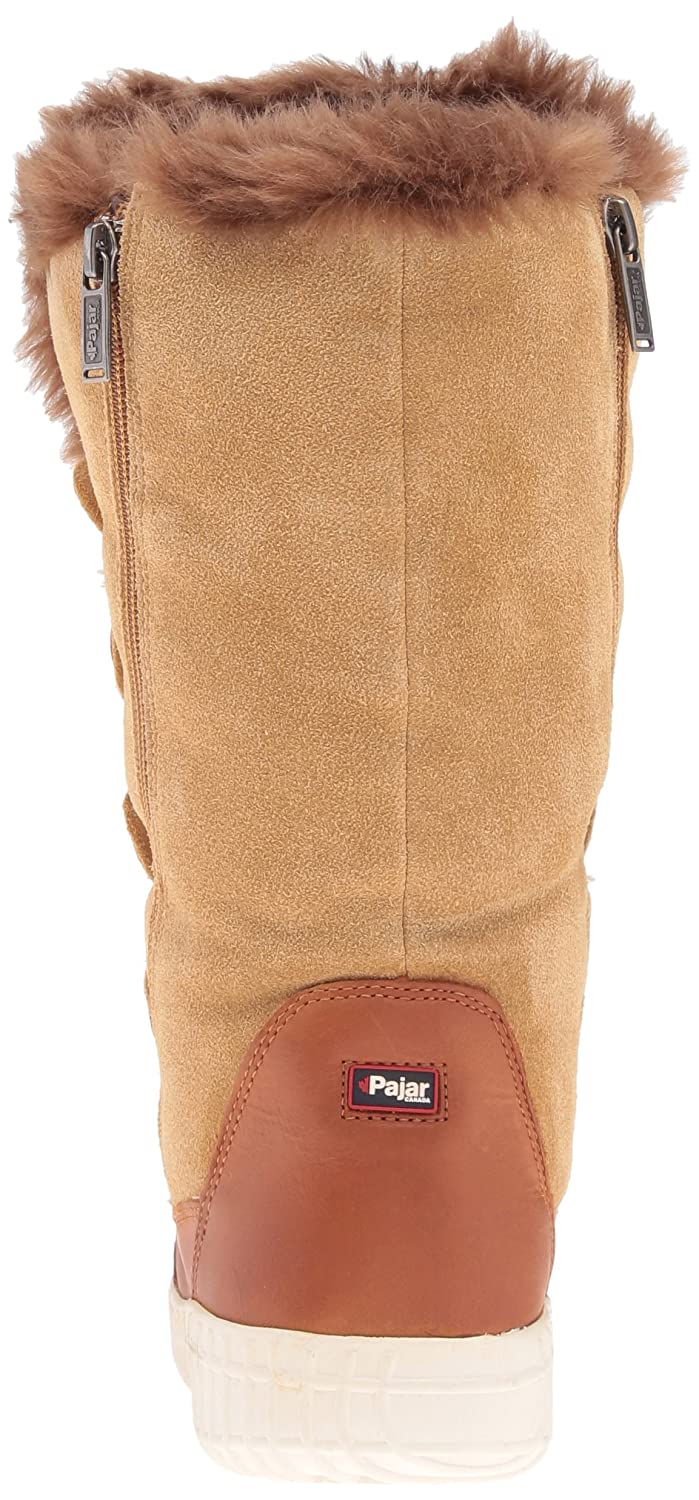 Pajar Women's / Paityn Snow Boot B01B65O25G 42 M EU / Women's 11 B(M) US|Tan/Church c7a03d