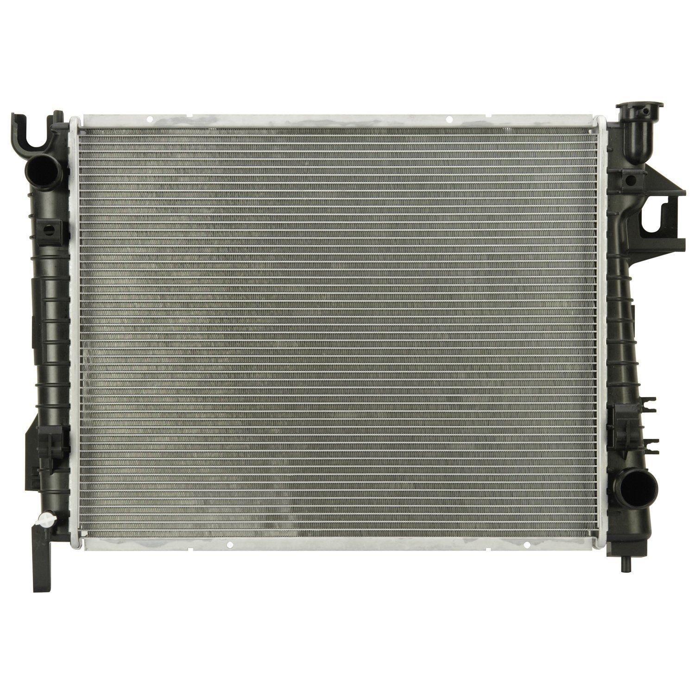 Klimoto Brand New Radiator fits Dodge Ram 1500 2002-2008 3.7L V6 4.7L 5.7L 5.9L V8 CH3010281 CH3010301 (24'' Wide) (1'' Thick) 52028830 52028830AE 52028830AF Q2480 CU2480 RAD2480 DPI2480 by Klimoto