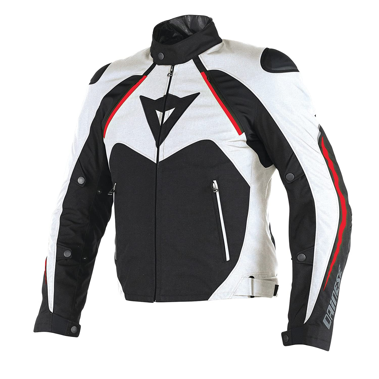 Protectwear WCJ-101-46 Motorradjacke Gr/ö/ße 46 Schwarz Textiljacke