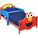 Delta Enterprise Sesame Street 3D Toddler Bed