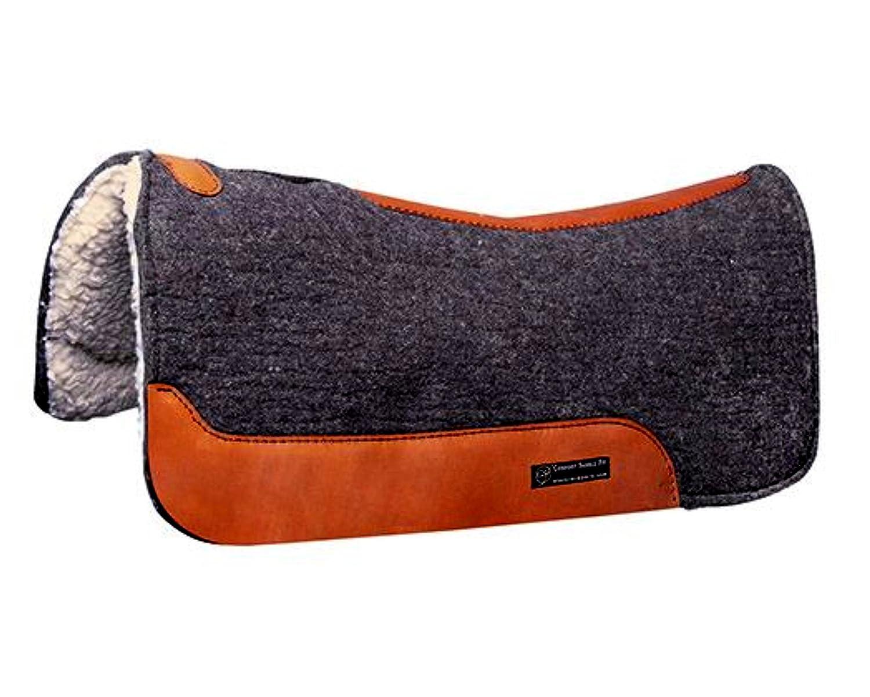 Western Imports Feltpad with Woolen Fleece