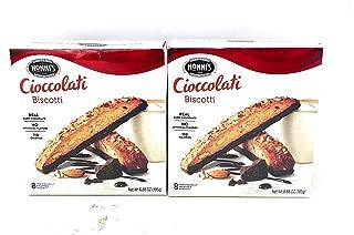 product image for Nonni's Ciccolati Biscotti 6.88oz (195g), 2 Pack