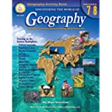 Mark Twain Media Discovering the World of Geography Workbook—Grades 7-8 Political and Physical Geography, Climate and…