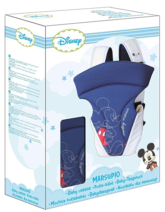 Michey Mouse - Porta Bebé Mickey