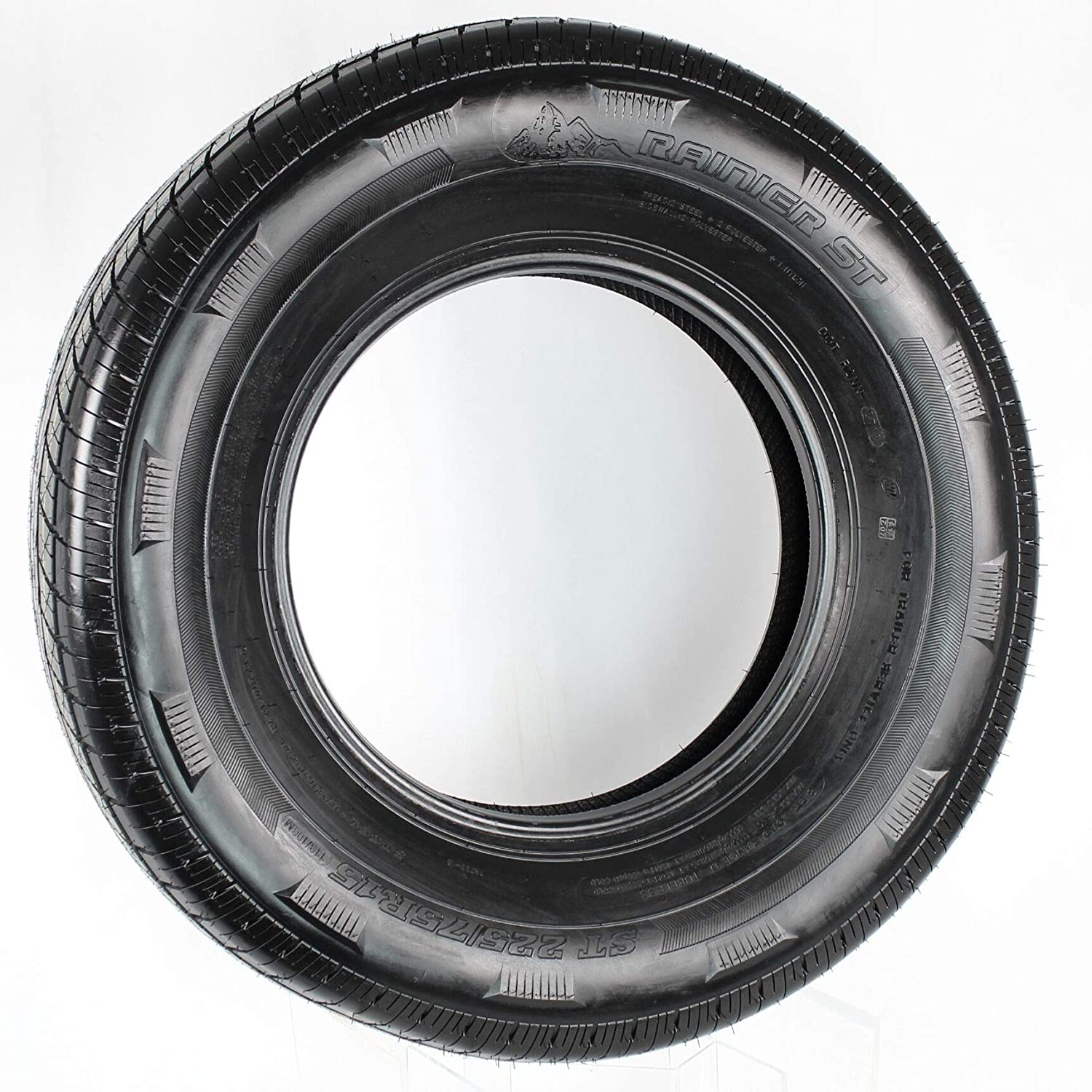 GBC Towmaster Radial E Ply ST225/75R15 Trailer Tire