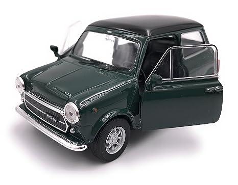 Welly Mini Cooper 1300 Modèle De Voiture Auto Licence Produit 1 34