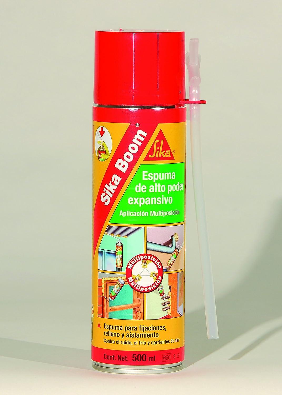 Sika sika boom - Espuma poliuretano boom arena(aerosol ...