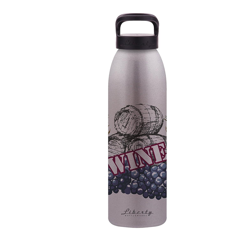 Liberty Bottleworks Wein Wasser Flasche