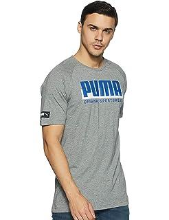 PUMA Herren Athletics Graphic Tee T Shirt: : Bekleidung