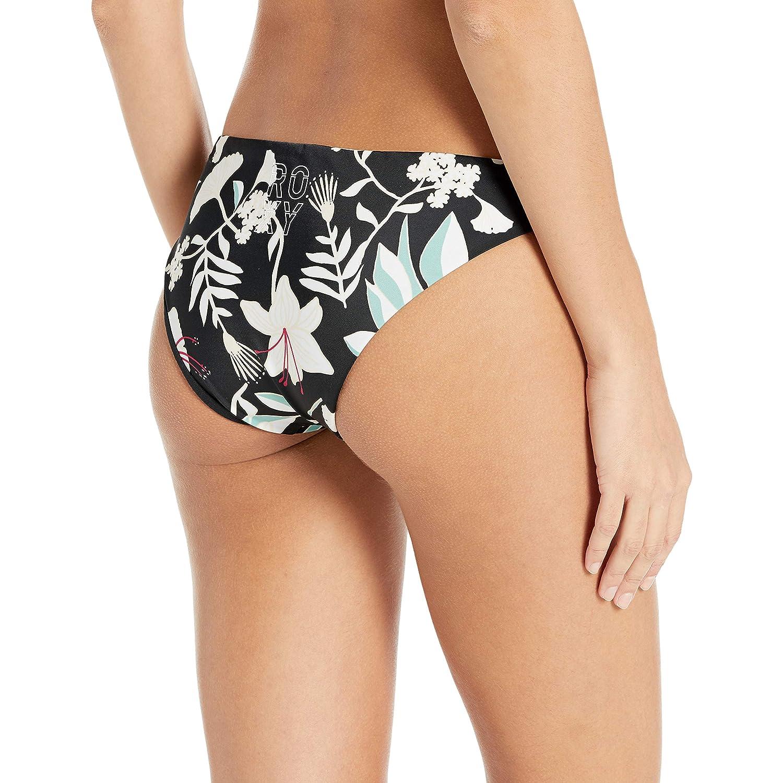 Roxy Womens Fitness Regular Bikini Bottom