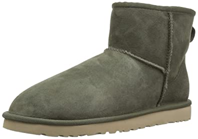 aaf02ce8 Amazon.com | UGG Men's Classic Mini Winter Boot | Snow Boots