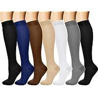 Compression Socks for Women & Men, arteesol Sport Socks for Travel Running
