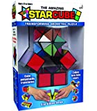 """California Creations """"The Amazing Star Cube"""" Transforming Geometric Puzzle (2 Piece)"""