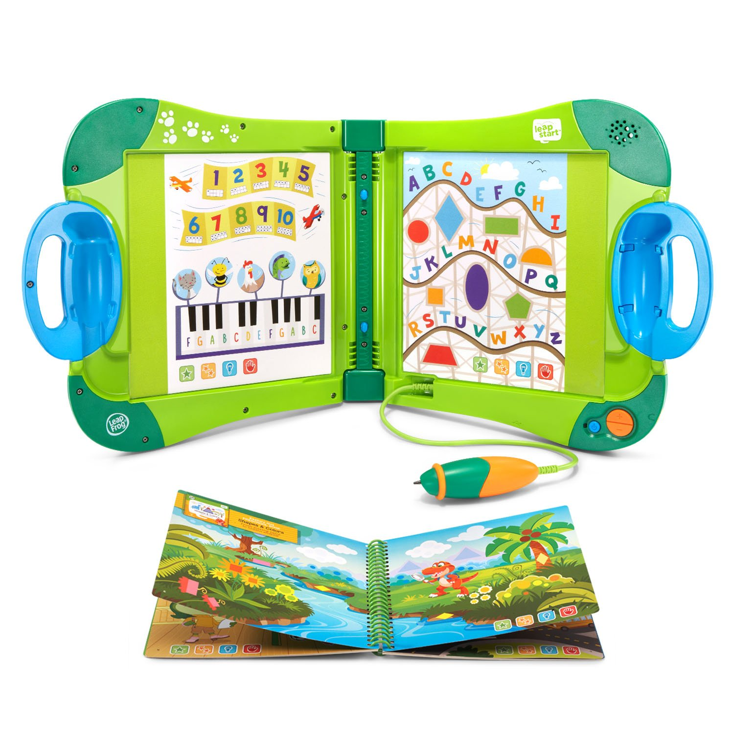 LeapFrog LeapStart Interactive Learning System Preschool and Pre-Kindergarten My Pal Scout by LeapFrog (Image #3)