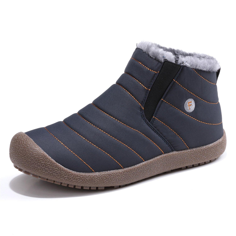 Schuhchan   Herren Stiefel Blau  Billig und erschwinglich Im Verkauf