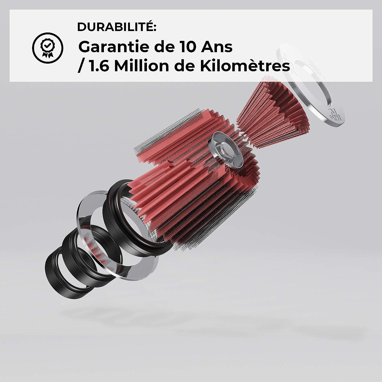 K/&N RU-2990 Voitures Moto Filtre universel