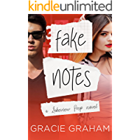 Fake Notes: A Sweet Fake Dating Young Adult Romance (Lakeview Prep Book 2)