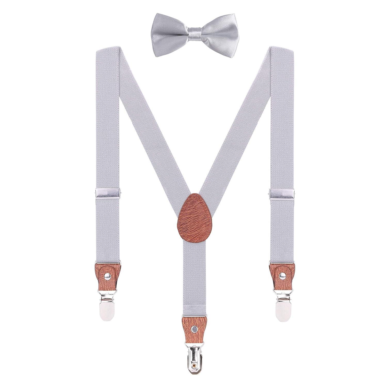Kinder Baby Kleinkind Jungen Mädchen Hosenträger Elastische Y Form 3 Clips Hosenträger für 1-8 Jahre alt Kinder