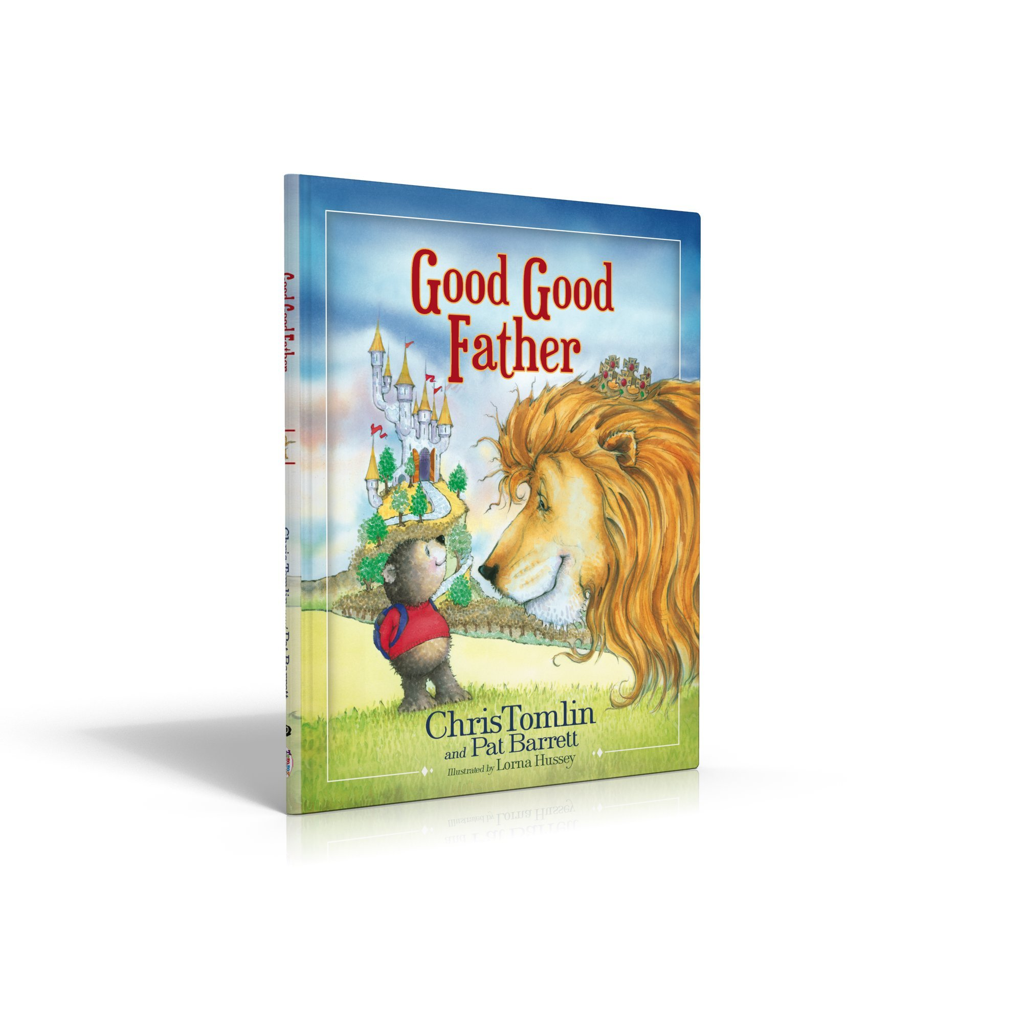 Amazon: Good Good Father (9780718086954): Chris Tomlin, Pat Barrett:  Books