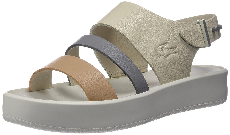 c7e64c6983 Amazon.com | Lacoste Women's Pirle 217 1 Sandal | Sandals