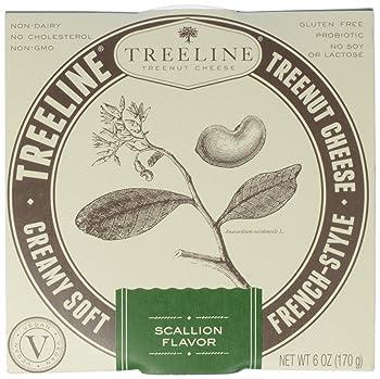 Treeline Scallion Flavor Vegan Cheese