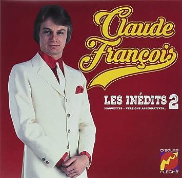 d2317f51e4a93d Les Inédits en 25cm VOL. 2 - 25cm JAUNE + CD: Claude François ...