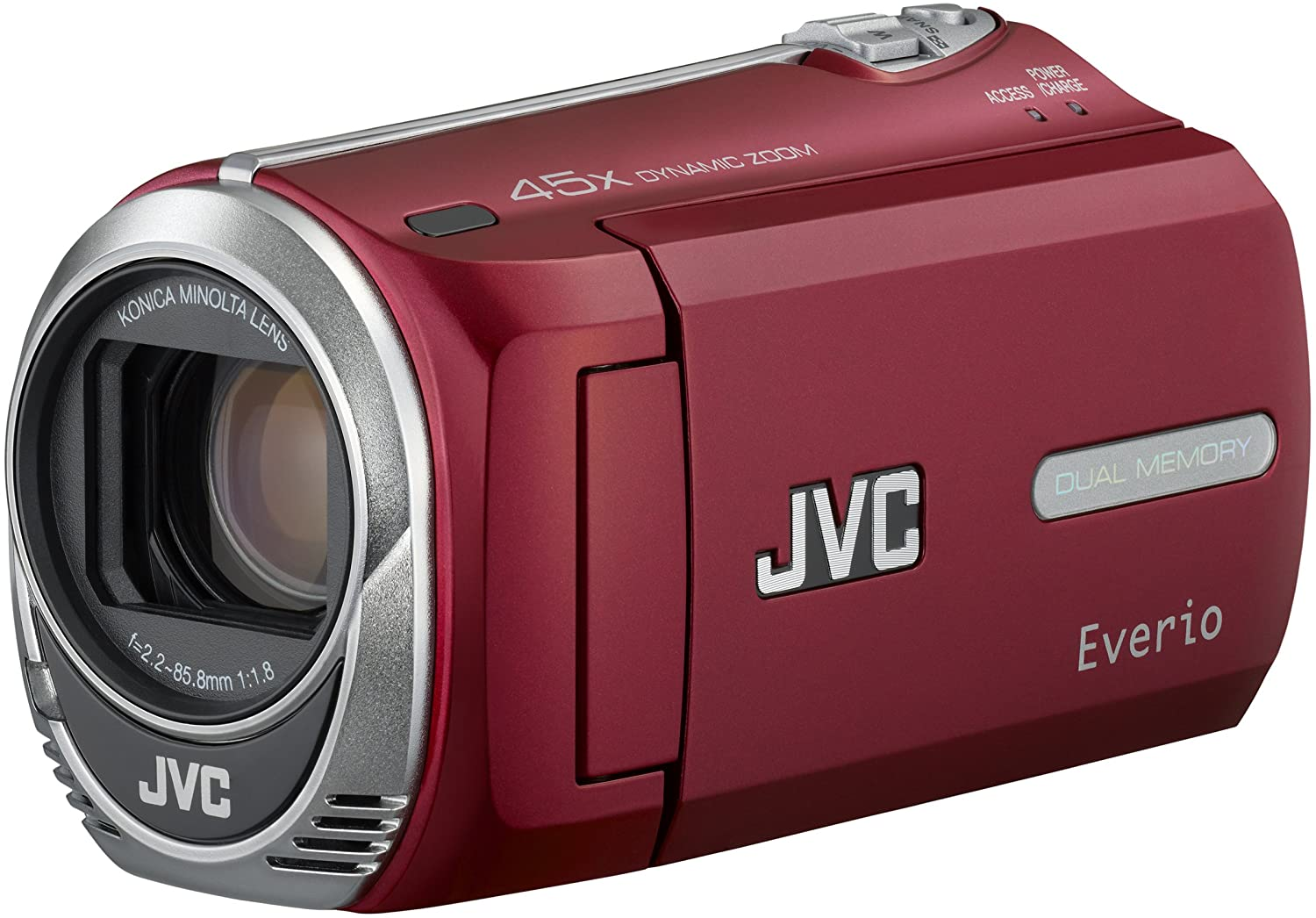 Amazon.com : JVC GZ-MS230 Camcorder (Red) (Discontinued by Manufacturer) :  Camera & Photo