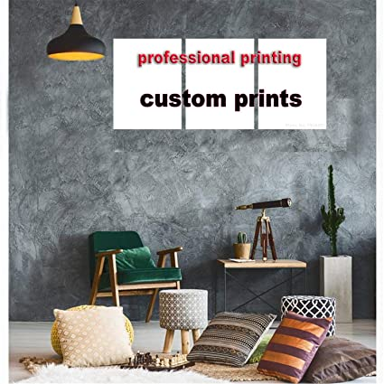 Amazon High Definition Picture Print On Canvas For Home Decor