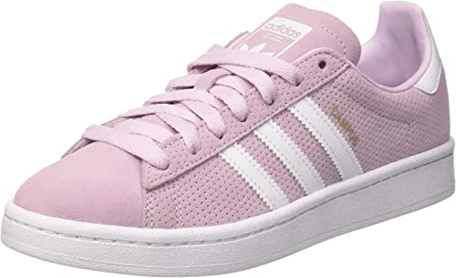 adidas Originals Baskets Campus Rose Fille: Amazon.fr ...