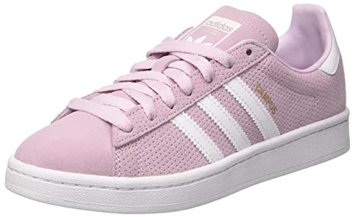 official images cheapest vast selection adidas Originals Baskets Campus Rose Fille: Amazon.fr ...
