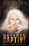 Ravaged Captive: A Reverse Harem Omegaverse Dark Romance (Wren's Song Book 4) (English Edition)