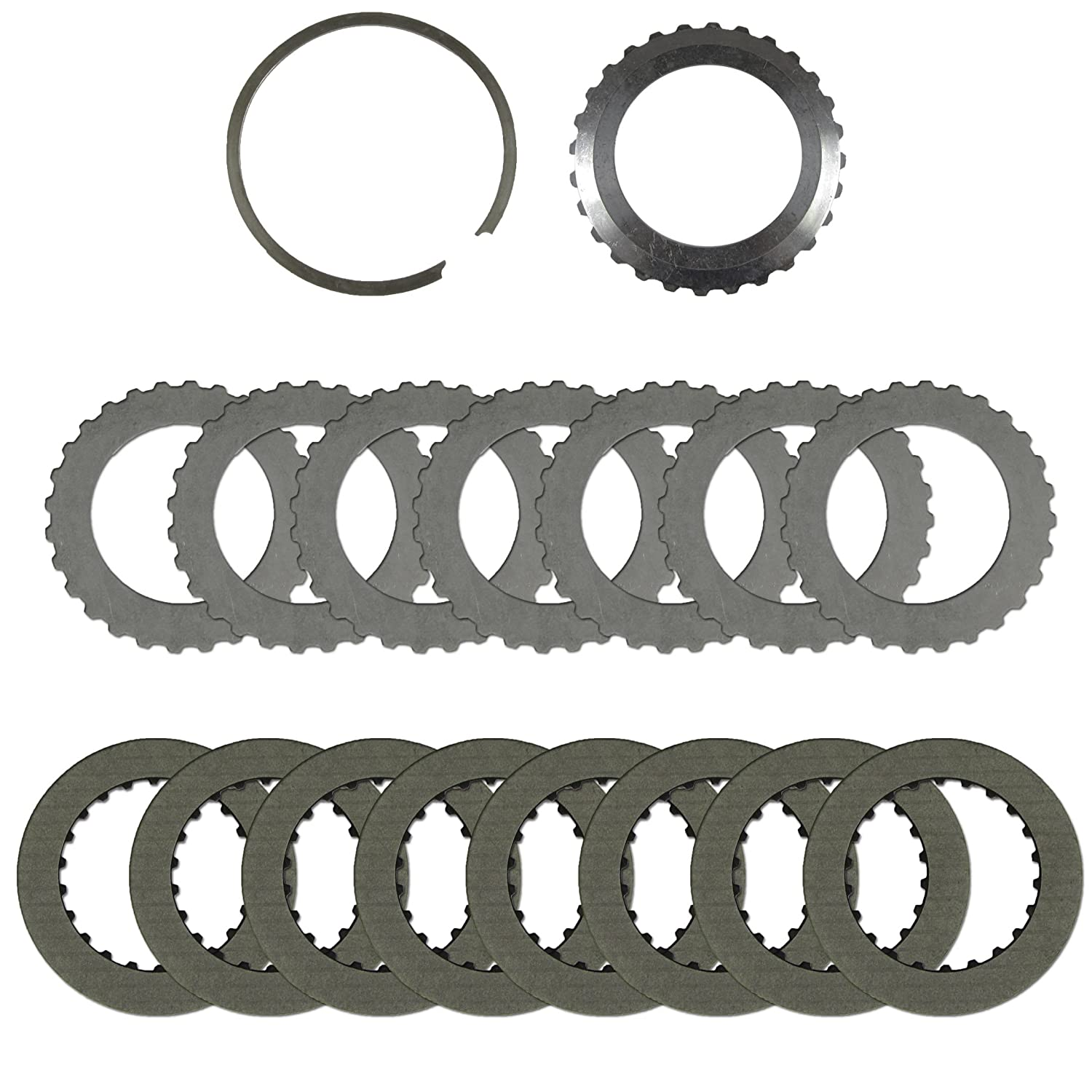 PowerPack Renault AR4/AD8 3-4 Clutch Kit 1988-On: Automotive