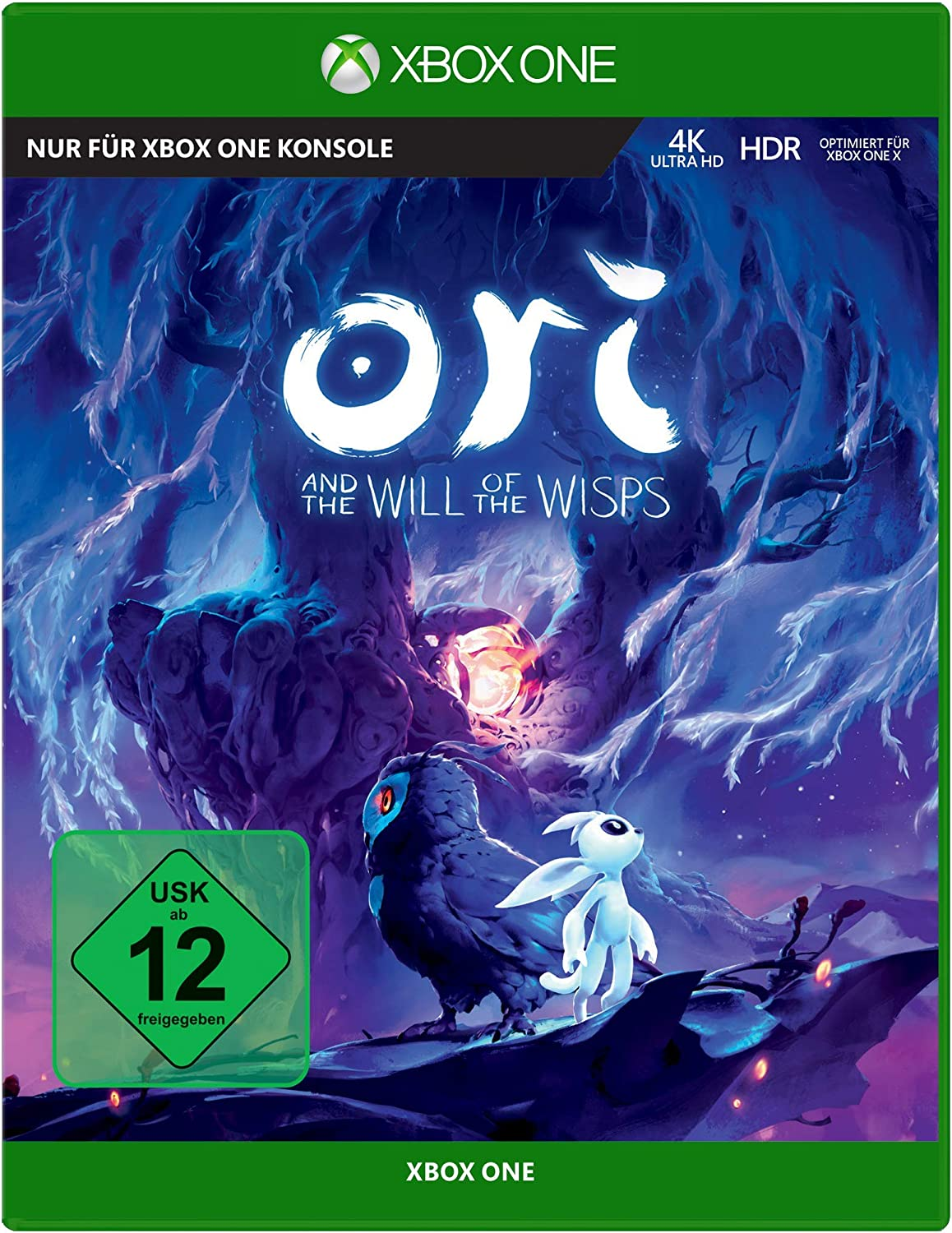 Microsoft Ori and The Will of The Wisps, Xbox One vídeo Juego ...