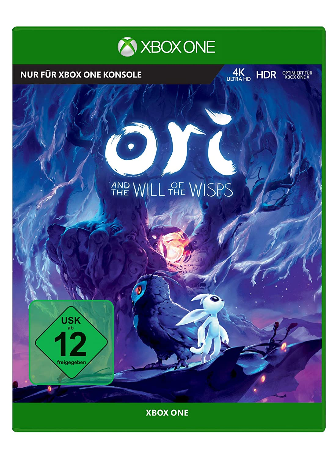 [amazon.de] Ori and the Will of Wisps um 15,12€ anstatt 30,24€