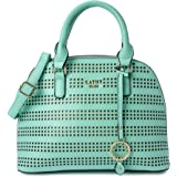 Cathy London Women's Handbag, Material- Synthetic Leather, Colour- Turquoise