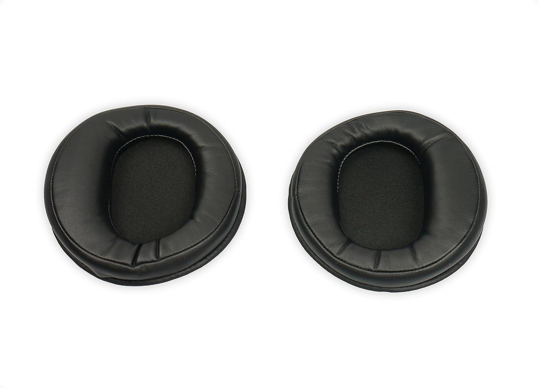 WEWOM 2 Almohadillas de Repuesto para Auriculares DENON AH D2000 D5000 D7001