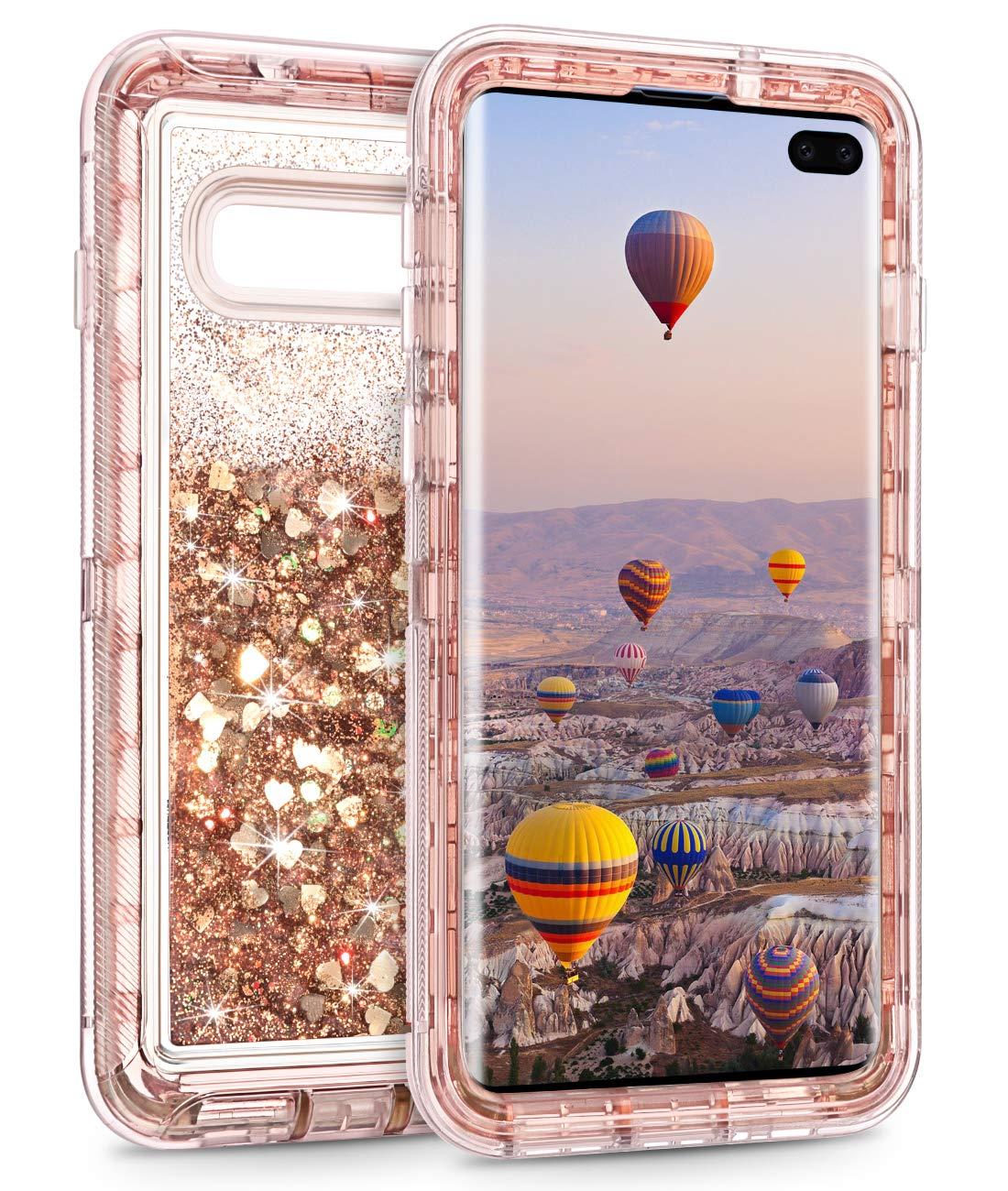Funda Samsung Galaxy S10 Plus 6.4 Pulgadas Glitter  (xsr)