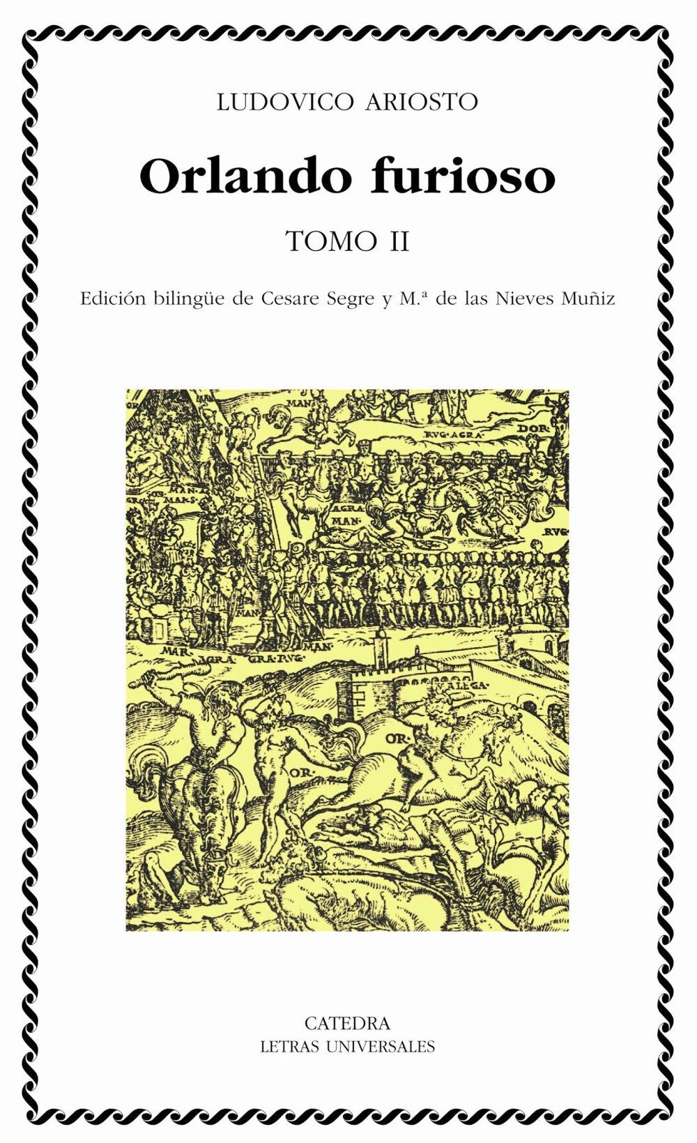 Download Orlando furioso / The Frenzy of Orlando (Spanish Edition) PDF
