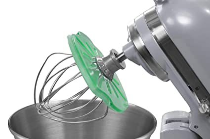 Whisk Wiper PRO for Stand Mixers - Mix Without The Mess - The Ultimate Stand Mixer