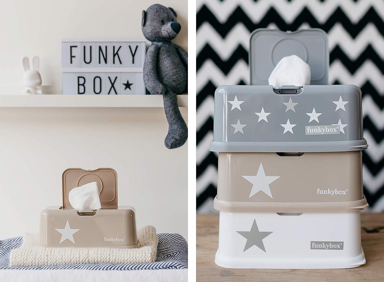 Funkybox FB36 Dispensador toallitas unisex
