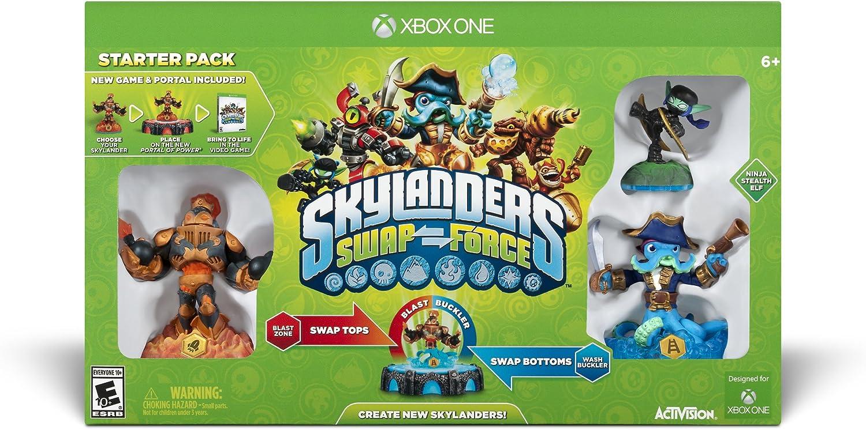 Activision Skylanders Swap Force Starter Pack For Xbox One [Importación Inglesa]: Amazon.es: Videojuegos