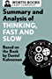 Summary and Analysis of Thinking, Fast and Slow: Based on the Book by Daniel Kahneman (English Edition)