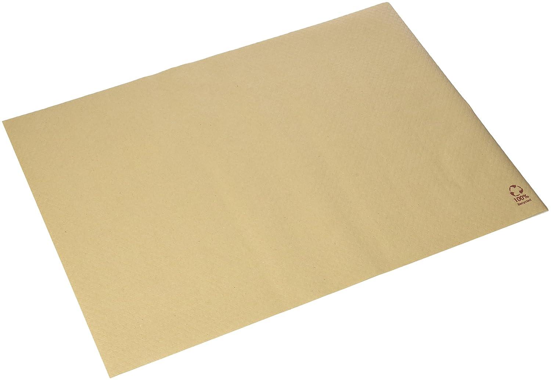 44 Gramos Gofrado Cenefa Roja Saten Mantel Individual 30 x 40 Cm Set de 800
