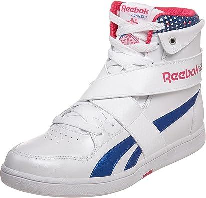 Reebok Women's Retro POP Mid Sneaker