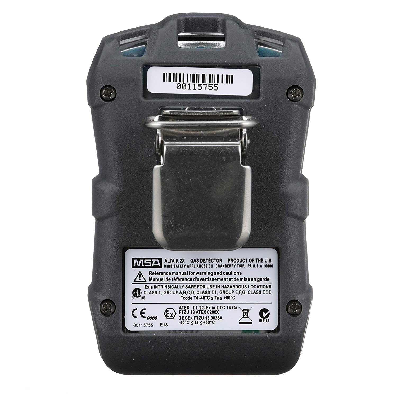 Amazon.com: MSA 10153986 Altair (2 x Detector de gas, Co ...